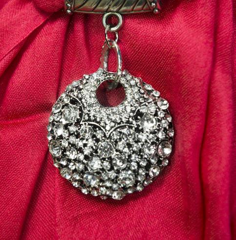Silky Scarves & Jewellery